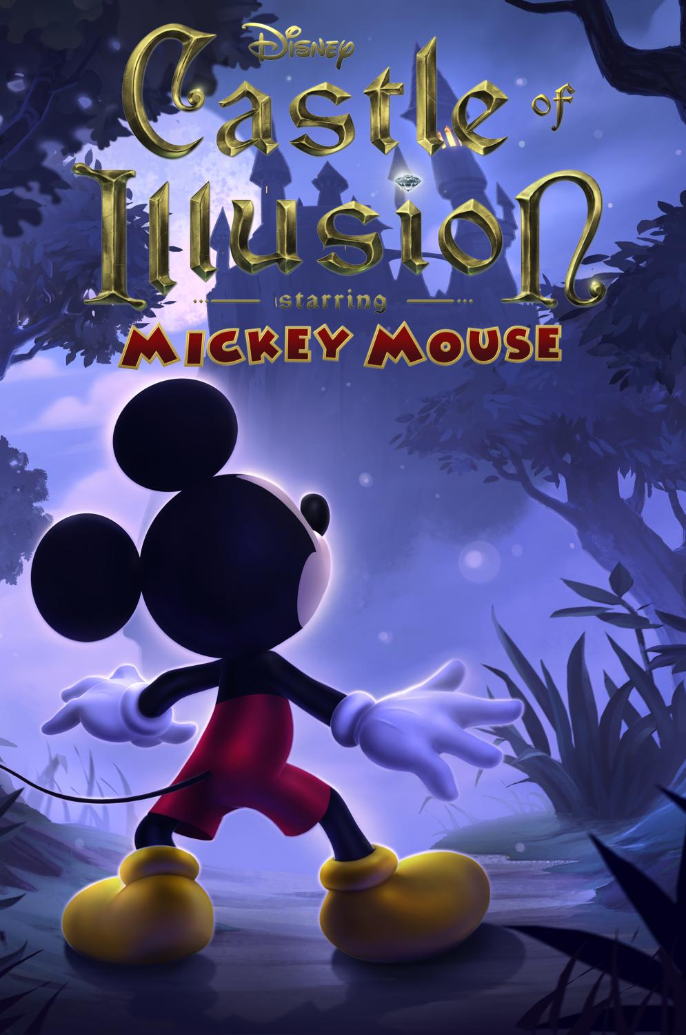 Games: Castle of Illusion Starring MickeyMouse