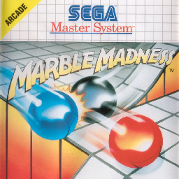 Games: Marble Madness